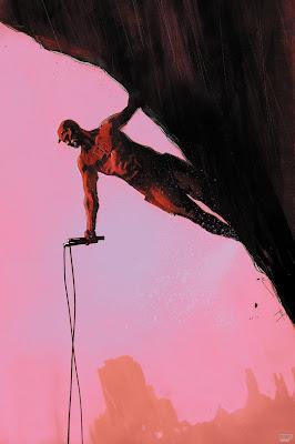 Daredevil Reborn #3 Screen Print by Jock x Grey Matter Art x Marvel