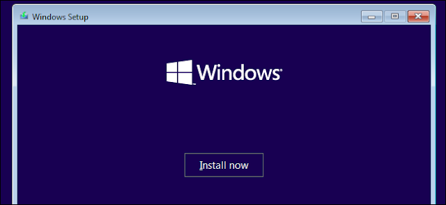 How to install windows 10 latest version.