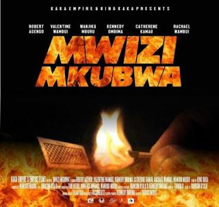 King Kaka - MWIZI MKUBWA