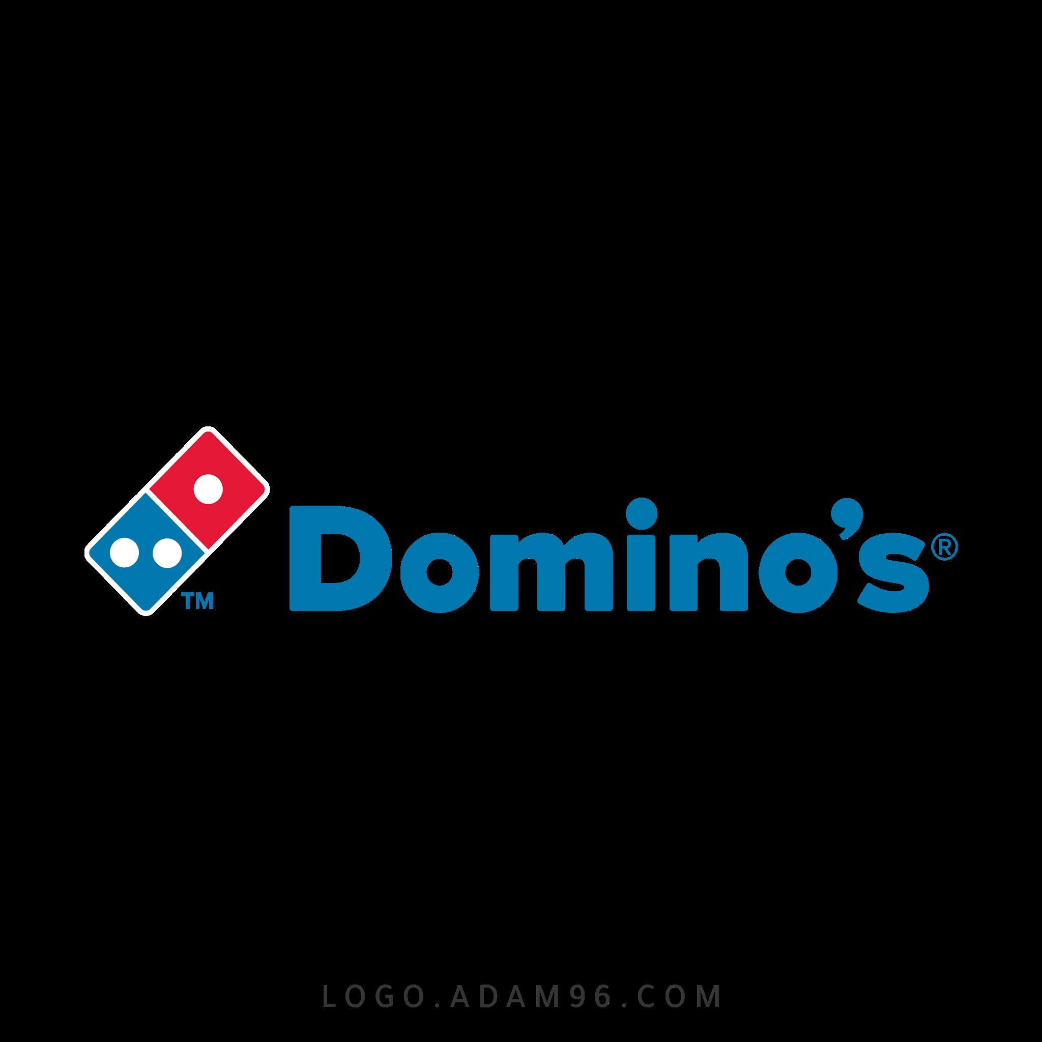 تحميل شعار دومينوز بيتزا لوجو رسمي عالي الدقة بصيغة PNG