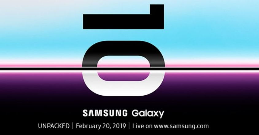 Samsung Galaxy S10 Will Be Launched on 20 Feb, Confirmed by Samsung
