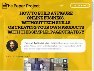 The Paper Project