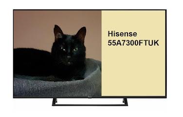 Hisense 55A7300FTUK