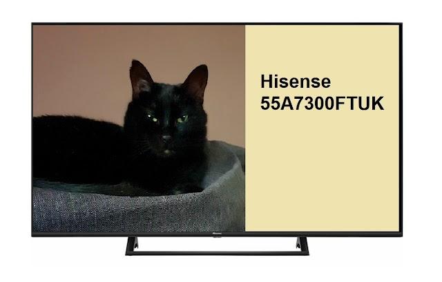 Hisense 55A7300FTUK TV