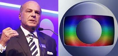 Dono da RedeTV chama Globo Irresponsavel