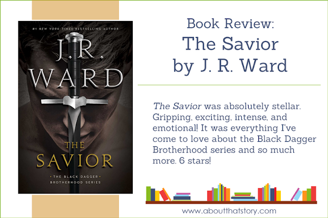 Book Review: The Savior by J. R. Ward