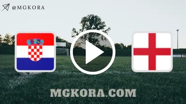 نتيجة مباراة انجلترا وكرواتيا اليوم في اليورو
