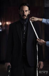John Wick: Chapter 2 - Poster & Trailer