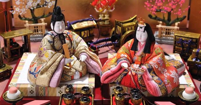 Играя в куклы: праздник Хина мацури или День девочек | Играю в ...