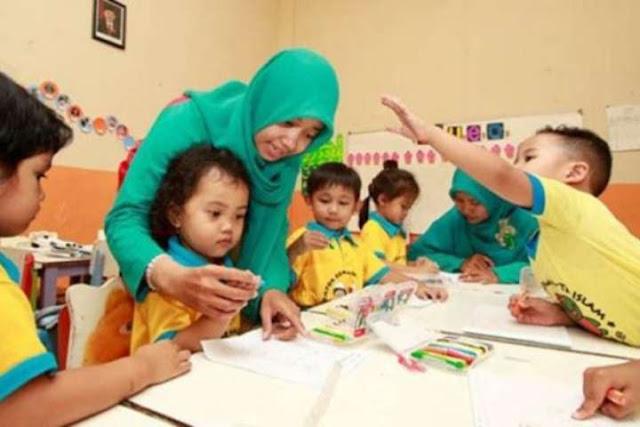 6 Ciri Pendidikan Anak Usia Dini Yang Baik Bagi Anak