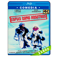 Espías como nosotros (1985) 4K UHD Audio Dual Latino-Ingles