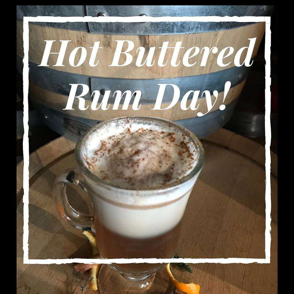 National Hot Buttered Rum Day Wishes for Instagram