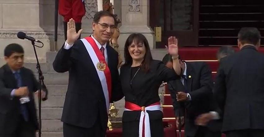 MINSA: Silvia Ester Pessah Eljay juramentó como nueva Ministra de Salud (2 Abril 2018) www.minsa.gob.pe