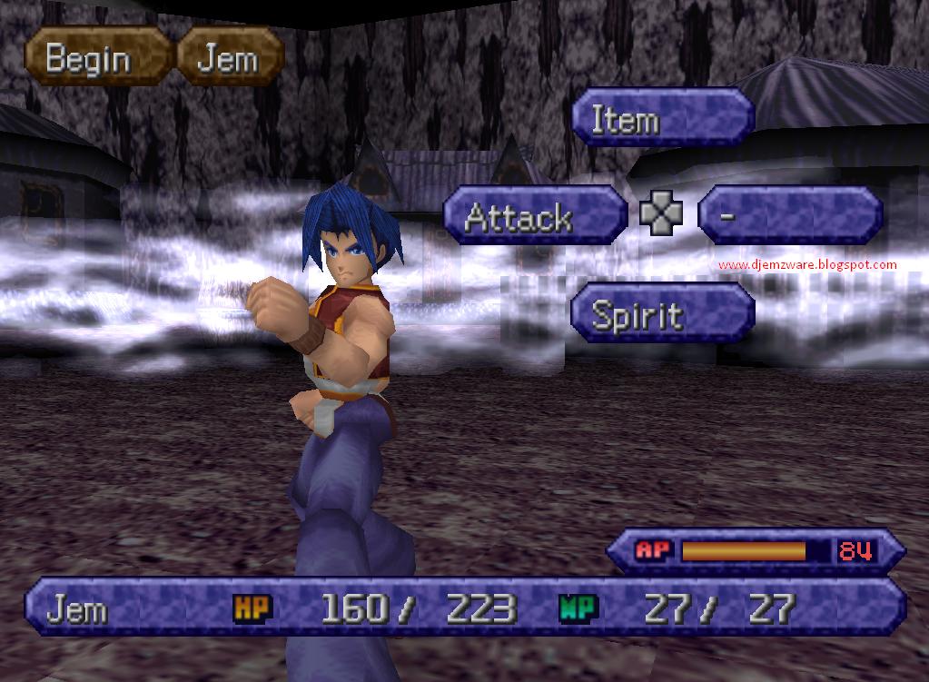 Settingan Bagus Untuk Epsxe 1.9.0 Emulator PS1 untuk Pc ...