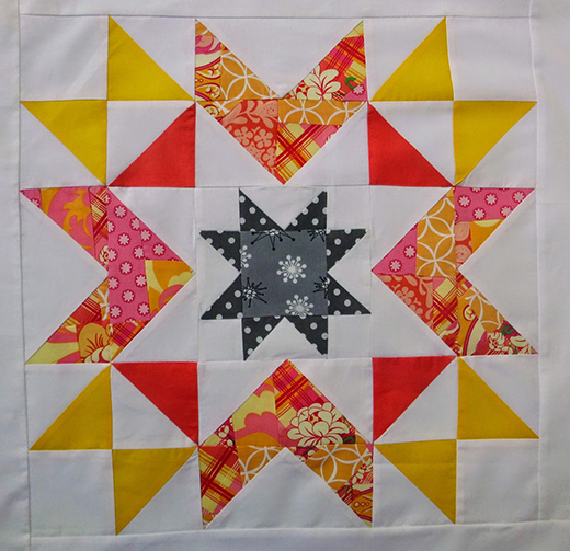 Megan's Star Quilt Free Tutorial