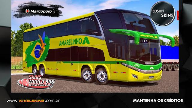 PARADISO G7 1800 DD 8X2 - VIAÇÃO AMARELINHO 2021