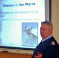 Bob Daraio teaching ABS at the Local 137 Training Facility