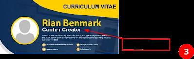 CV Word Keren Gratis : Download Contoh Curriculum Vitae Microsoft Word