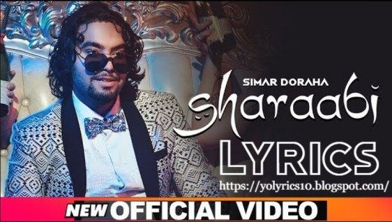 Sharaabi Lyrics - Simar Doraha | YoLyrics