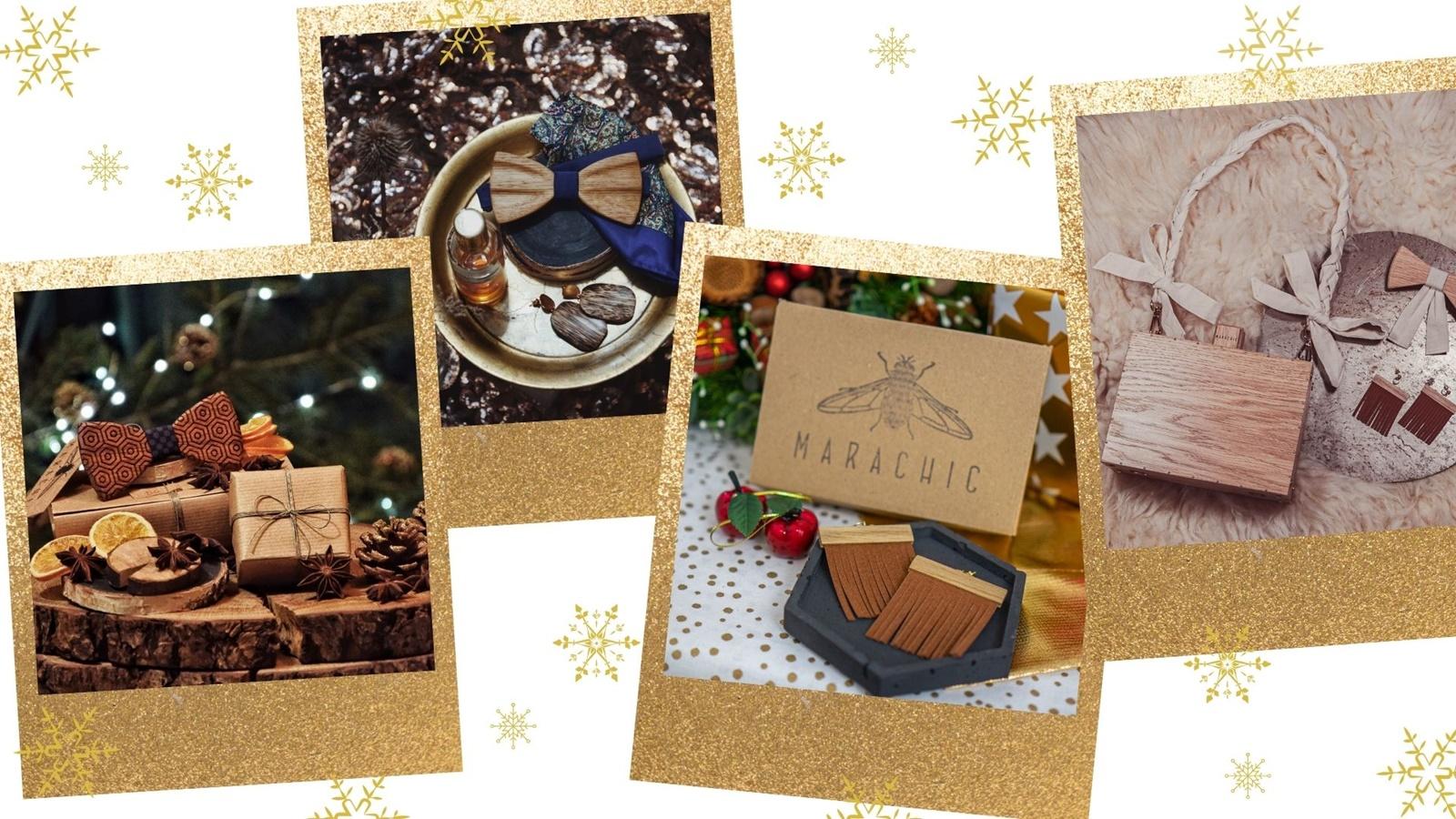 1 ręcznie robione torebki drewniane paski z grupą krwi personalizowana biżuteria handmade pomysł inspiracje na prezent na gwiazdkę marachic nietypowe prezenty na gwiazdkę