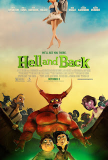 Watch Hell and Back (2015) movie free online