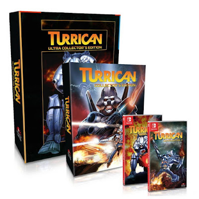 turrican anthology