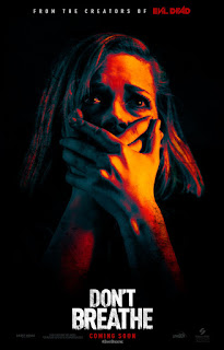Don't Breathe - Poster & Trailer