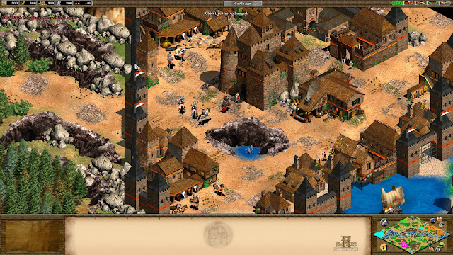 Age of Empires II HD The Forgotten Free Full Version Screenshot 1