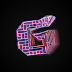 Glitch Holo Logo