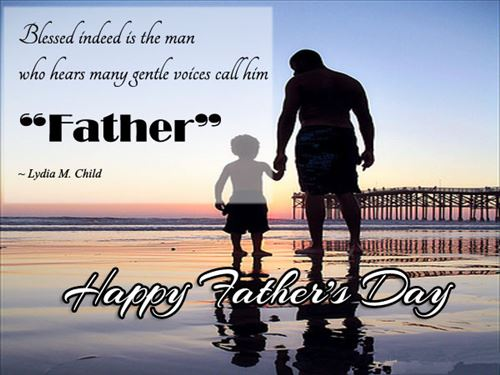 Famous Father's Day Photos And Quotes