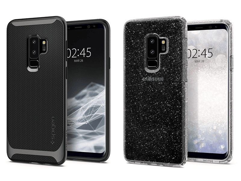 free shipping 9641d bb460 Spigen reveals case design for Samsung Galaxy S9 and S9+