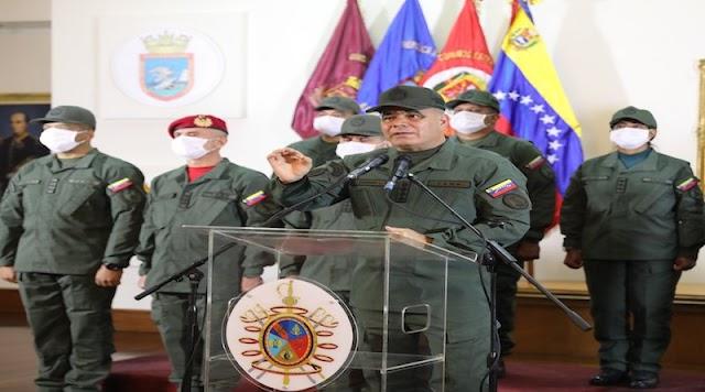 FANB advierte que reaccionará con contundencia cualquier agresión al territorio venezolano