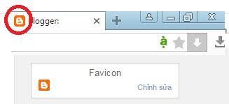 Hai cách thay đổi Favicon cho Blogspot nhanh chóng