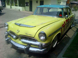 Forsale Rare Car Dodge Kingsway 1955 - BANDUNG