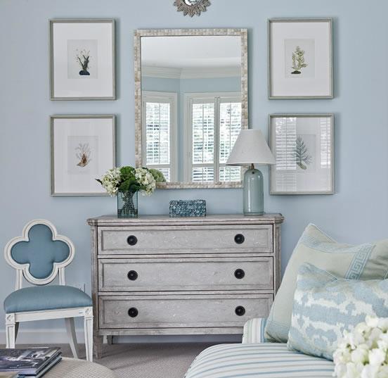 mavi-dekorasyon