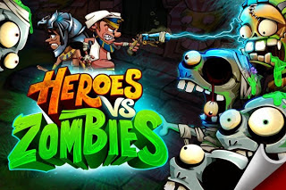 Download Game Android Heroes Vs Zombies V15.0.0 Mod Apk (Unlimited coin)