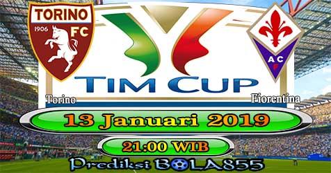 Prediksi Bola855 Torino vs Fiorentina 13 Januari 2019