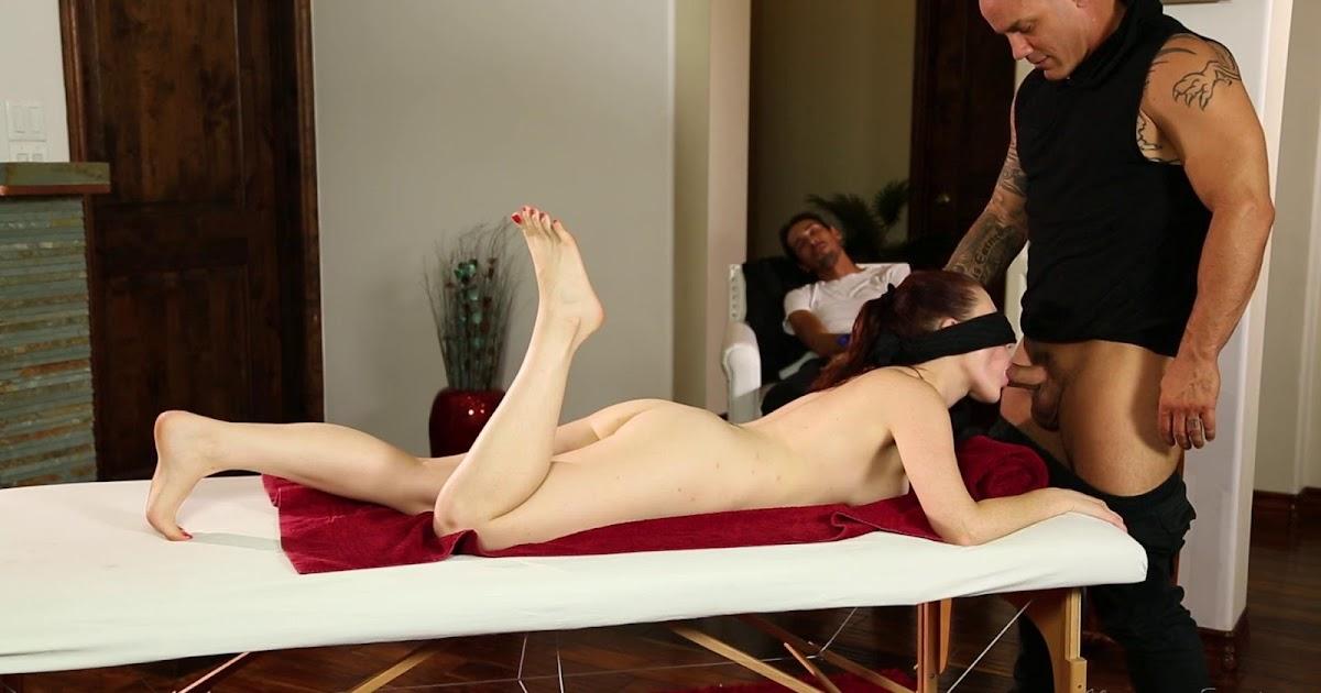 Жена с соседа на массаж камера