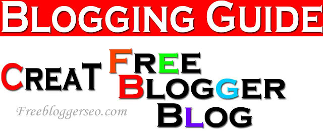Create Free blog, free blogger blog, how to create a free blogger blog, How to Create a Free Blog on Blogger in Hindi 2020,