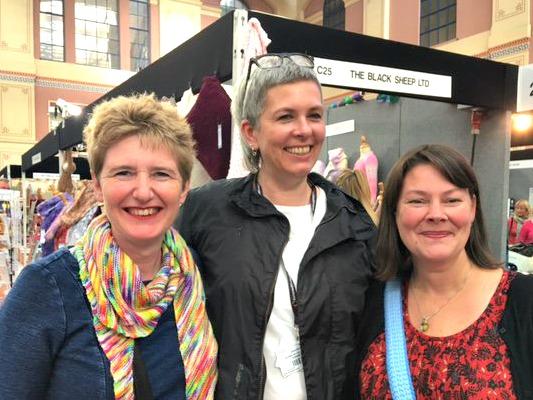 Christine Perry, Juliet Bernard, Lucy Attic24