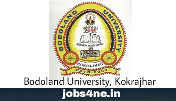 bodoland-university-kokrajhar-recruitment-2017