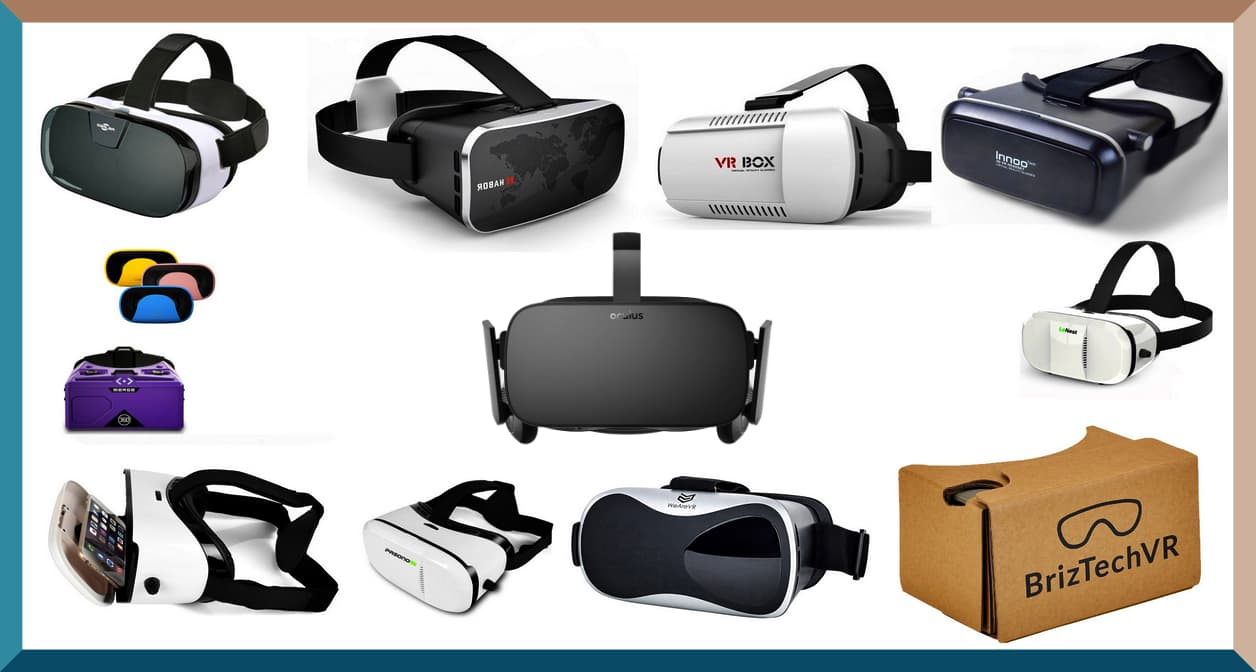 اسعار نظارات الواقع الافتراضي 2020