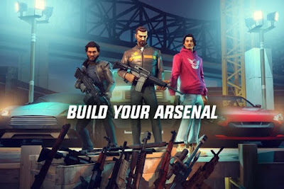 Gangstar New Orleans OpenWorld Apk + Data for Android