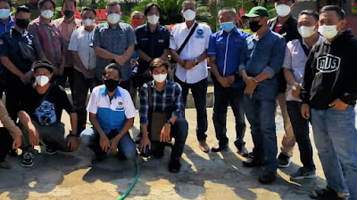PWI Lamtim Dan AWPI Lamtim Musyawarah Mufakat Menyikapi Pemberitaan Di Media