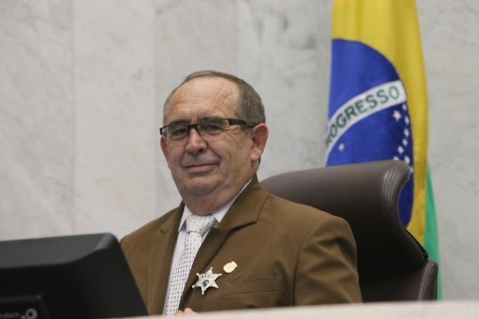 Morre o deputado estadual Delegado Recalcatti
