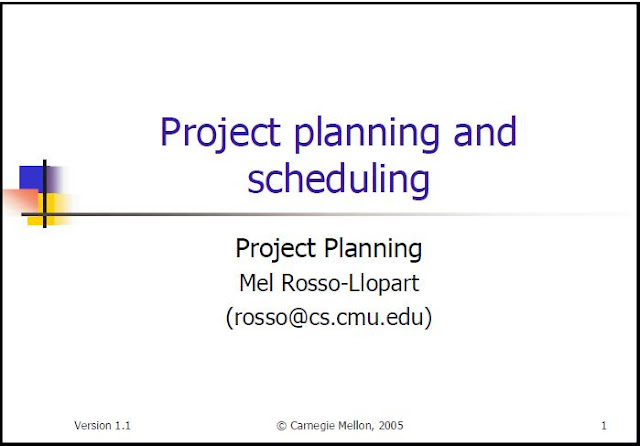 Download Project planning and scheduling  pdf