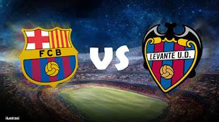 Леванте – Барселона прямая трансляция 10/01 в 23:30 по МСК.