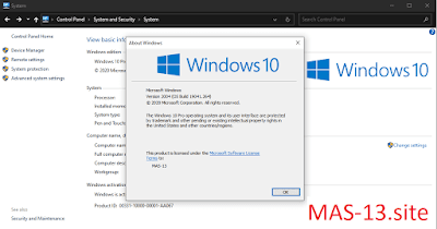 Download ISO Windows 10 V.2004 AIO [Update Mei 2020]