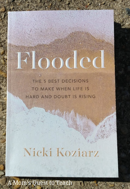 Book cover of Flooded