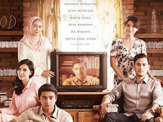 Simak daftar film Indonesia terlaris tahun  15 Film Indonesia Terlaris Tahun 2016, dari Cek Toko Sebelah sampai Warkop DKI Reborn